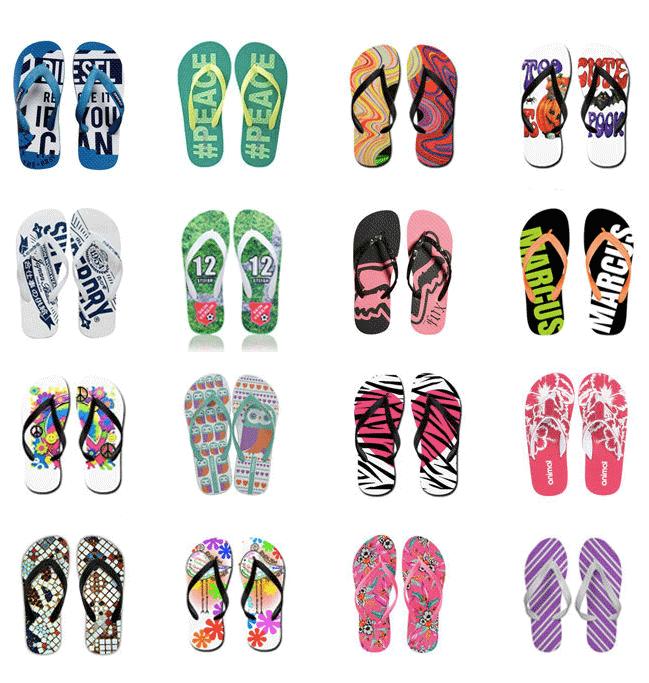 rubber-flip-flop-styles