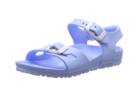 birkenstock-Kid-eva-waterproof-child-Sandals-light-blue